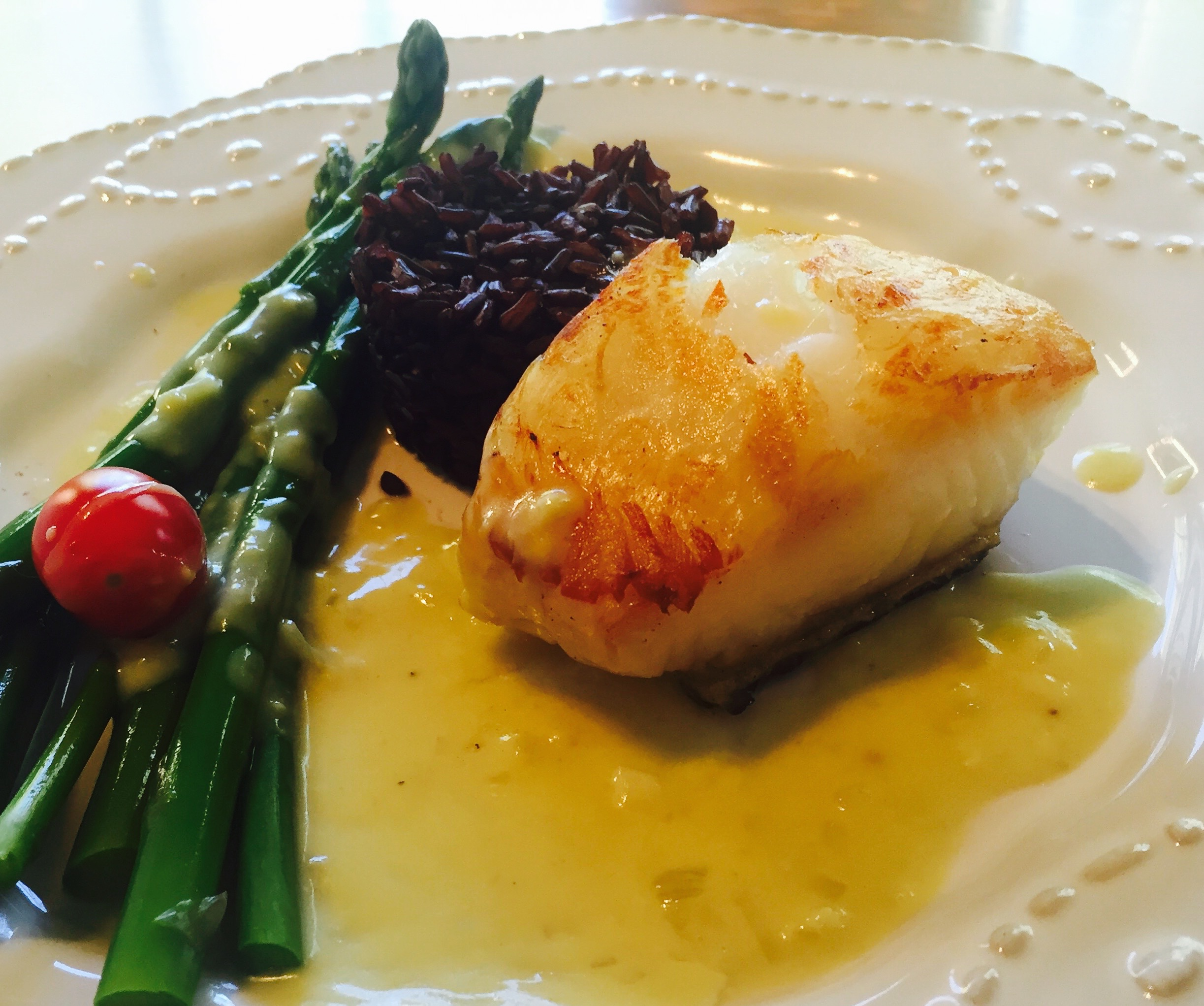 Beurre Blanc Sauce chilean sea bass with wasabi beurre blanc sauce – impromptu friday