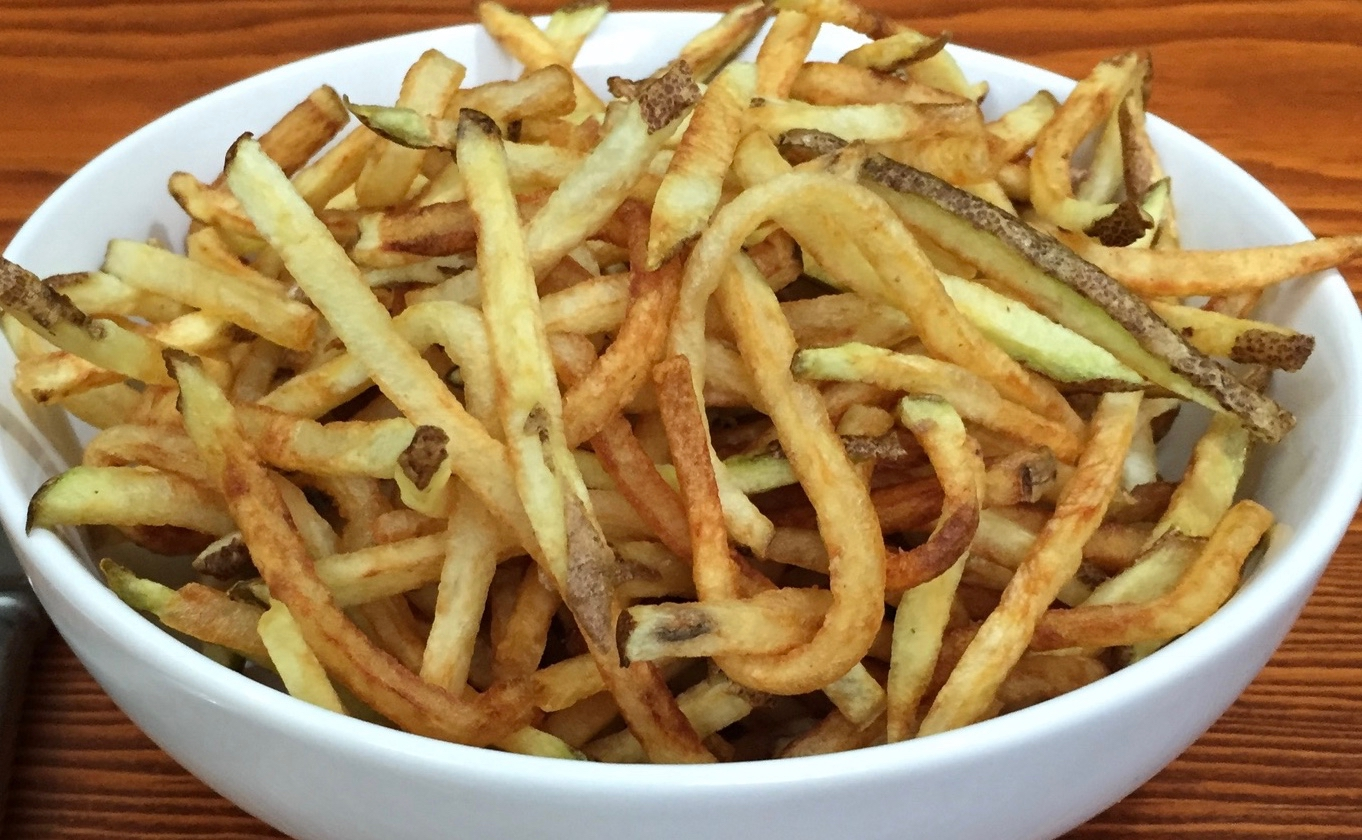 Pommes Frites (a.k.a. French Fries)